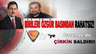 Vuslat TV Ekibine Çirkin Saldırı!