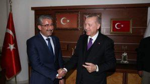 Cumhurbaşkanımız Erdoğan İle İsa ÖZKAN'dan Objektiflere Takılan Samimi Pozlar